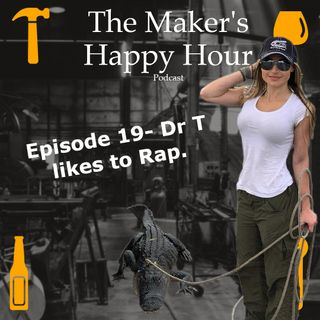 Episode 19- Dr. T likes to Rap.