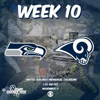 Rams Showcase - Week 10 Seahawks @ Rams