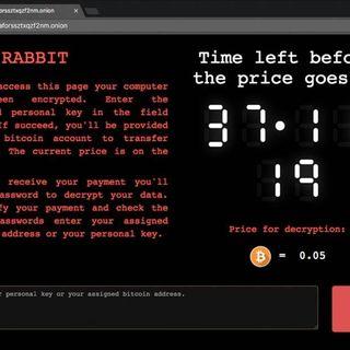 #BadRabbit el #ransomware ataca como #WannaCry y #NotPetya