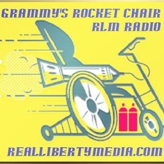 Grammy's Rocket Chair Podcast - 2019-06-26 - #HisStory #FalseNarrative #Teachers #BellyButtonHealing
