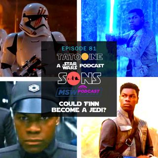 Could Finn Become a Jedi?