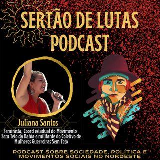 #03 - MSTB: Ordens de despejo e a luta por moradia na pandemia - com Juliana Santos