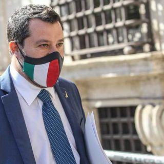 """Caso Gregoretti, niente processo per Salvini. Il gup: """"Non luogo a procedere"""""""