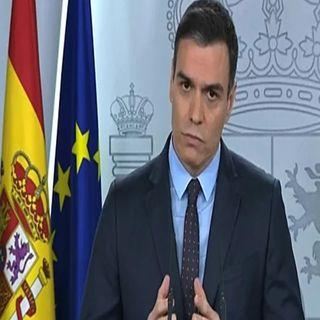 Presidente de España dice que está lo peor por llegar