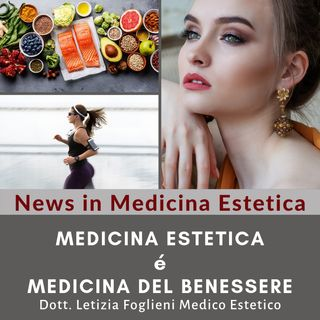 Medicina Estetica è Medicina del Benessere