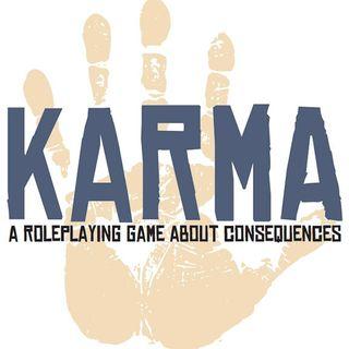 Skirmish Supremacy Episode 69:  Karma RPG with Gareth Graham