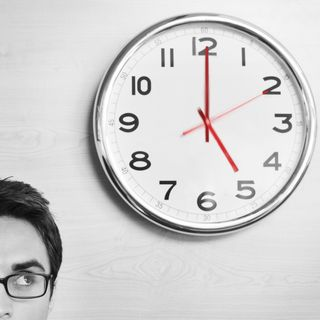 #roma L'orologio interno
