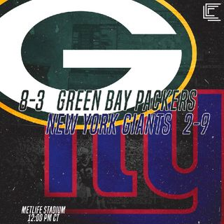 #NYGvsGB #BlackSunday For Shurmur & The NYGs