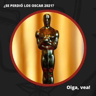 Todos los ganadores premios Oscar 2021.