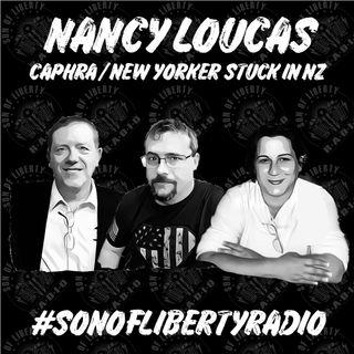 #sonoflibertyradio - Nancy Loucas, CAPHRA