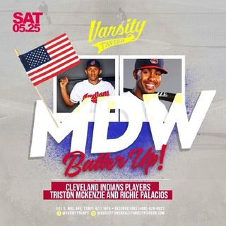 Live @ VARSITY TAVERN 5/22 The Outspoken Show