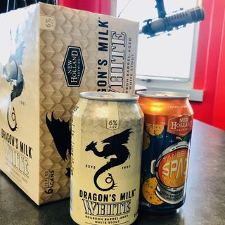 New Holland Brewing's Isaac Hartman - 14th Annual Winter Beer Festival