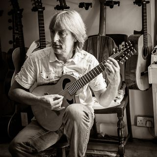 Big Blend Radio: Genesis Guitarist Anthony Phillips - Slow Dance