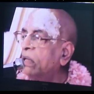 Ascolto dai video di Srila Prabhupada (12 luglio 2019)