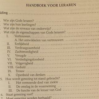 Handboek Voor Leraren