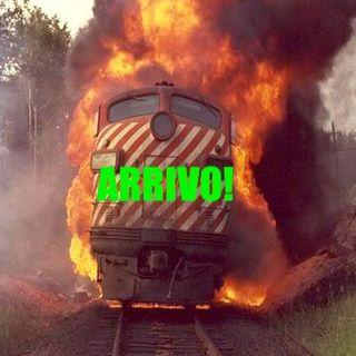 17 - Quando c'era lui i treni ESPLODEVANO SULLA FOLLA FESTANTE IN RITARDO