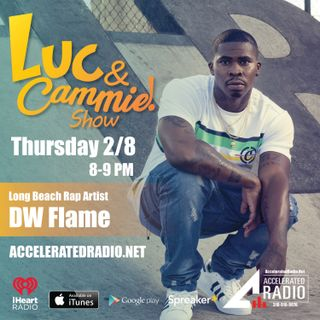 Accelerated Radio - DW Flame Interview 2.8.18