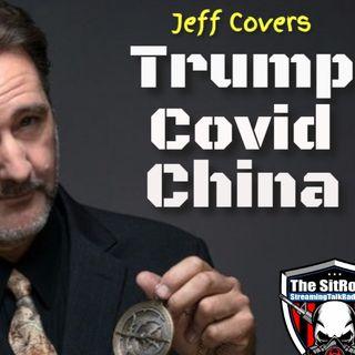 Astrology - President Trump - Da Rona and China with Jeff Harman | The SitRoom