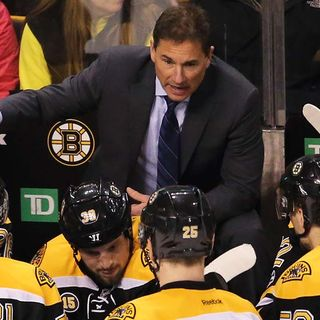 EXCLUSIVE: Bruce Cassidy On Bruins' Success, Trade Deadline Needs