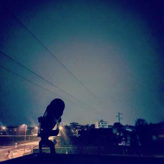 """Episodio 62 - c'è chi dice che canta alla luna e chi come me lo fa veramente..con un bel microfono così magari qualche volta mi sente"""" 4tu"""