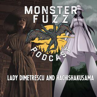Hachishakusama, the story behind Resident Evil 8's Lady Alcina Dimitrescu