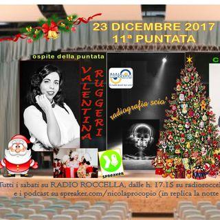 Intervista telefonica a Valentina Ruggeri delle Ladyvette 23-12-2017