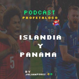 Dato 5 Islandia y Panamá