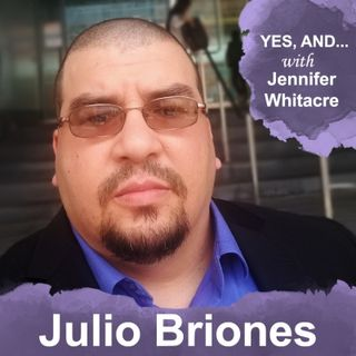 Julio Briones: Letting the Crutches Go