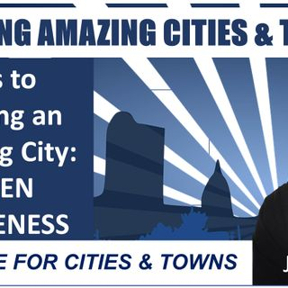The 7 Steps to Building an Amazing City – GREEN AWARENESS