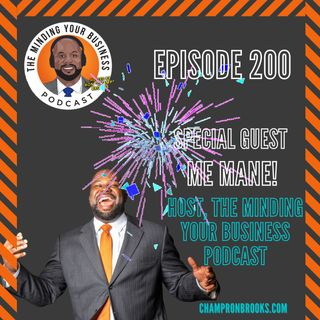 #200 - IT'S A CELEBRATION! STATE OF THE POD MANE!