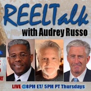 REELTalk: TX GOP Chair LTC Allen West. Legal Analyst and bestselling author Christopher Horner and Recording Artist Steve Camp