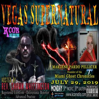 Vegas Supernatural | Interview by Rev. Shawn Whittington | Podcast