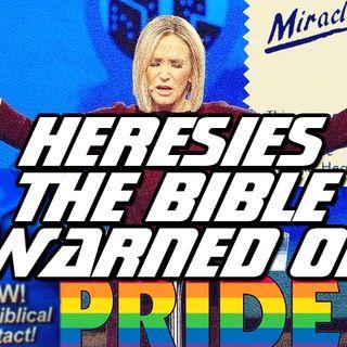 NTEB RADIO BIBLE STUDY: 12 Times That Your King James Bible Perfectly Predicted Precise Coming Apostasies, Heresies And Christian Cult Group
