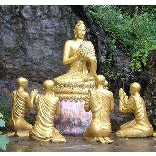 La puesta en movimiento de la rueda del Dharma - Dhammacakkappavattana Sutta (SN 56.11)