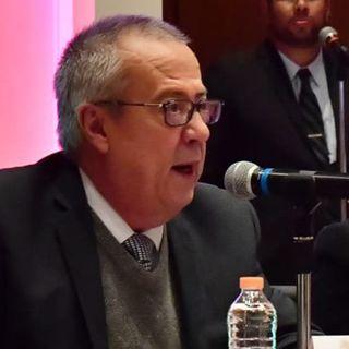 Carlos Urzúa en entrevista; Incendio en Quintana Roo; Renuncia de Carlos Lomelí y más...