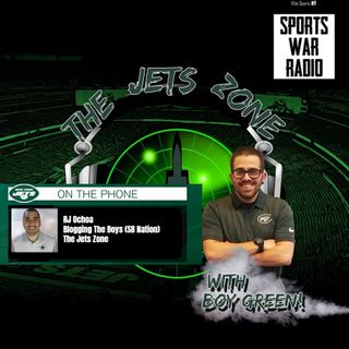 The Jets Zone: RJ Ochoa (Blogging The Boys, SB Nation)