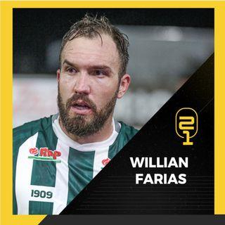 #18 Willian Farias: Capitão do Coritiba fala sobre a campanha na Série B e conta histórias da carreira