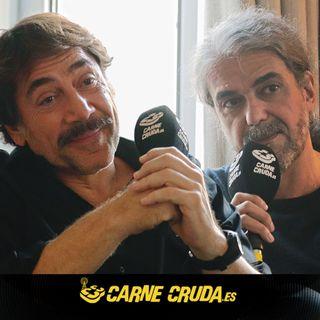 Javier Bardem y Fernando León de Aranoa: patrones del cine (CARNE CRUDA #938)