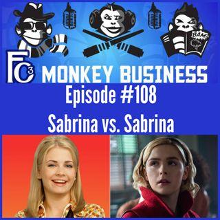 Sabrina vs. Sabrina