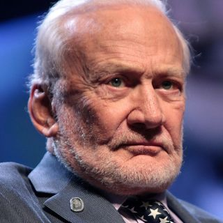 Buzz Aldrin and Other Martians