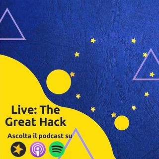 Live: The Great Hack