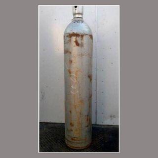 Alerta por robo de cilindro con gas de cloro