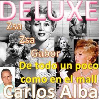 Deluxe - Zsa Zsa Gabor (Sie7e - Tengo tu love)