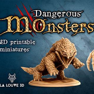 #010 - Dangerous Monsters (Recensione)