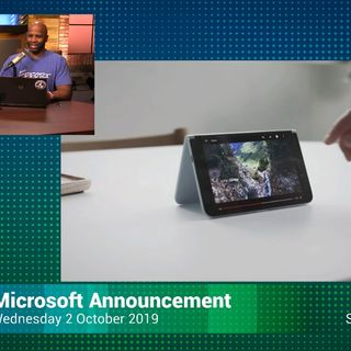 Special 346: Microsoft Announcement