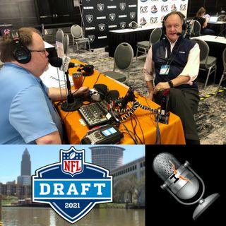 Brian Billick NFL Draft Apr 26 2021
