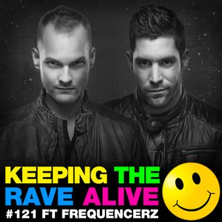 Episode 121: feat Frequencerz!