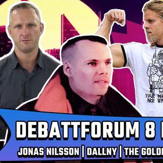 Debattforum: Vision Europa