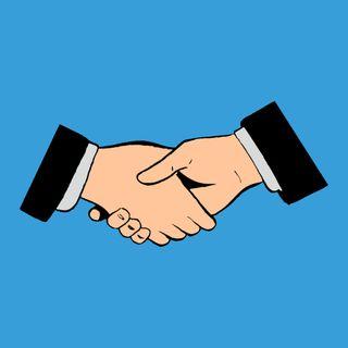 Episodio 24: Il rituale della stretta di mano