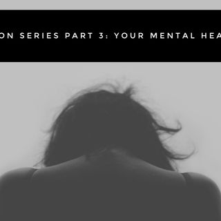 Episode 52- Salon series Part 3: Your mental health!